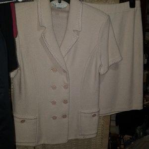 St. John 2 piece suit